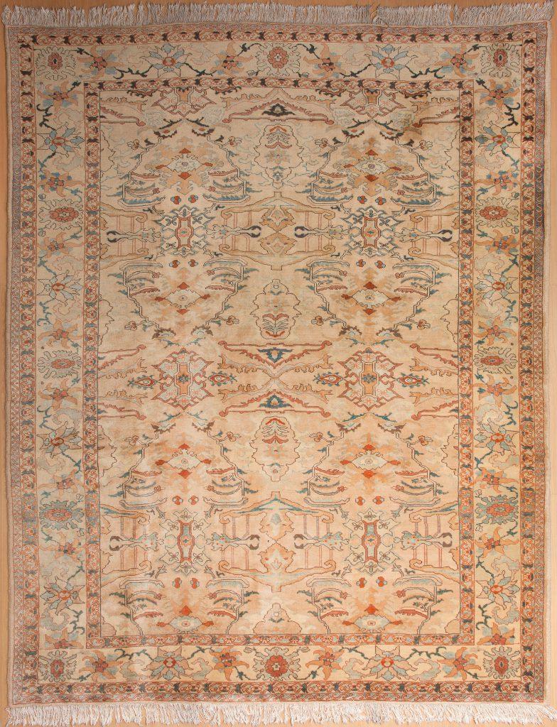 Persian Heriz Carpet at Essie Carpets, Mayfair London