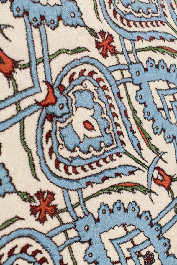 Exquisite Signed Persian Tabriz Carpet at Essie Carpets, Mayfair London