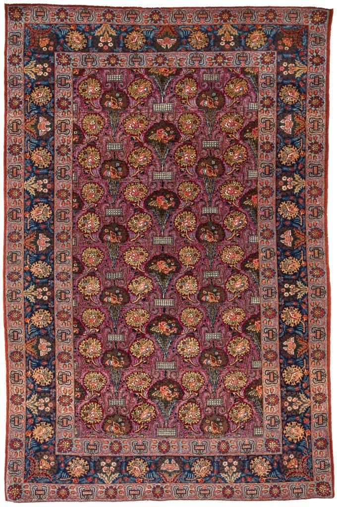 Persian Tehran Rug at Essie Carpets, Mayfair London
