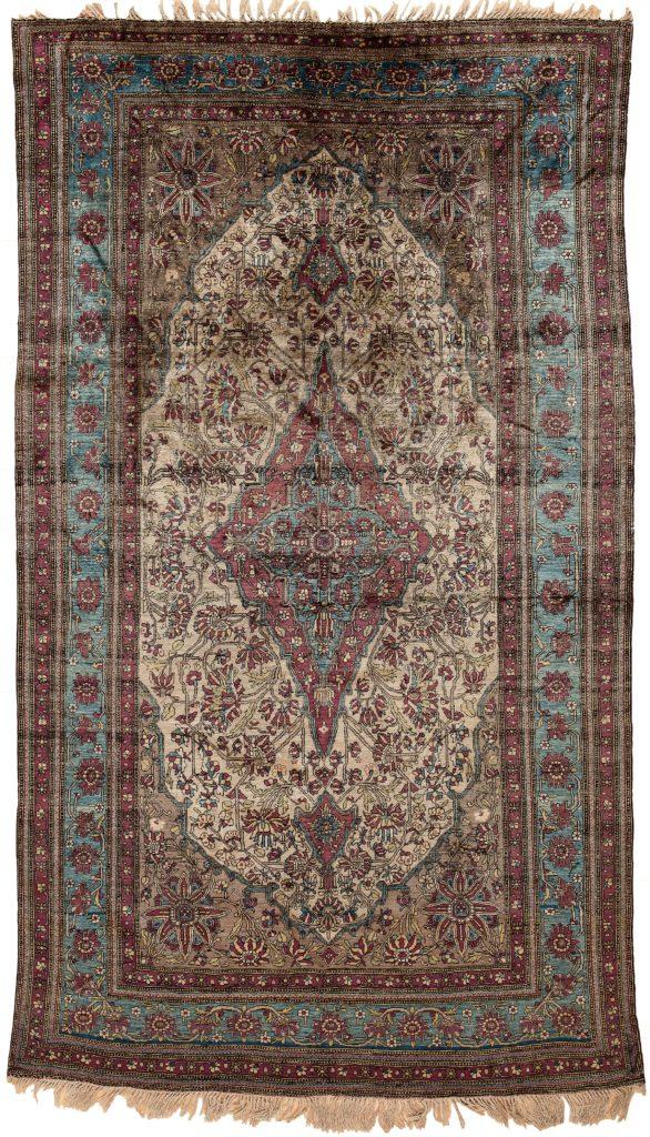Very Fine,  Persian Kashan Rug at Essie Carpets, Mayfair London