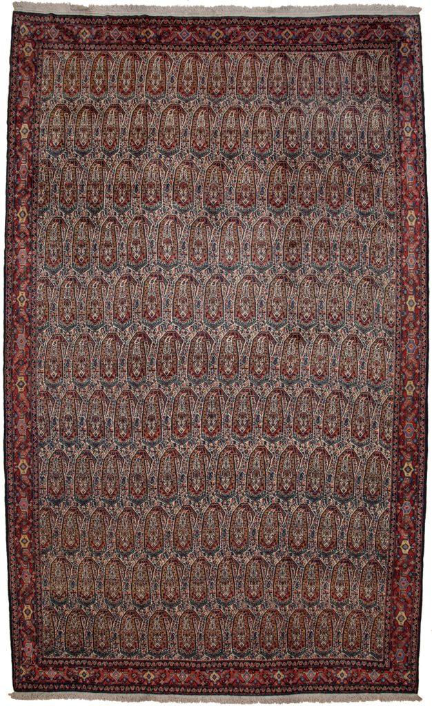 Persian Senneh  Carpet at Essie Carpets, Mayfair London