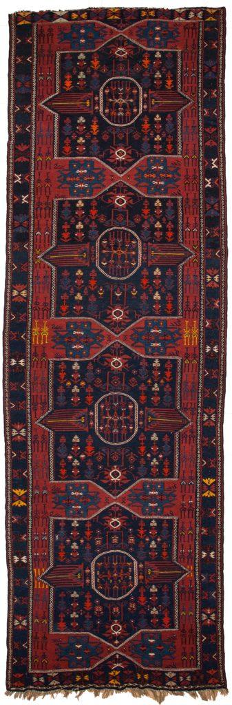 Somak Kilim Kilim Runner at Essie Carpets, Mayfair London