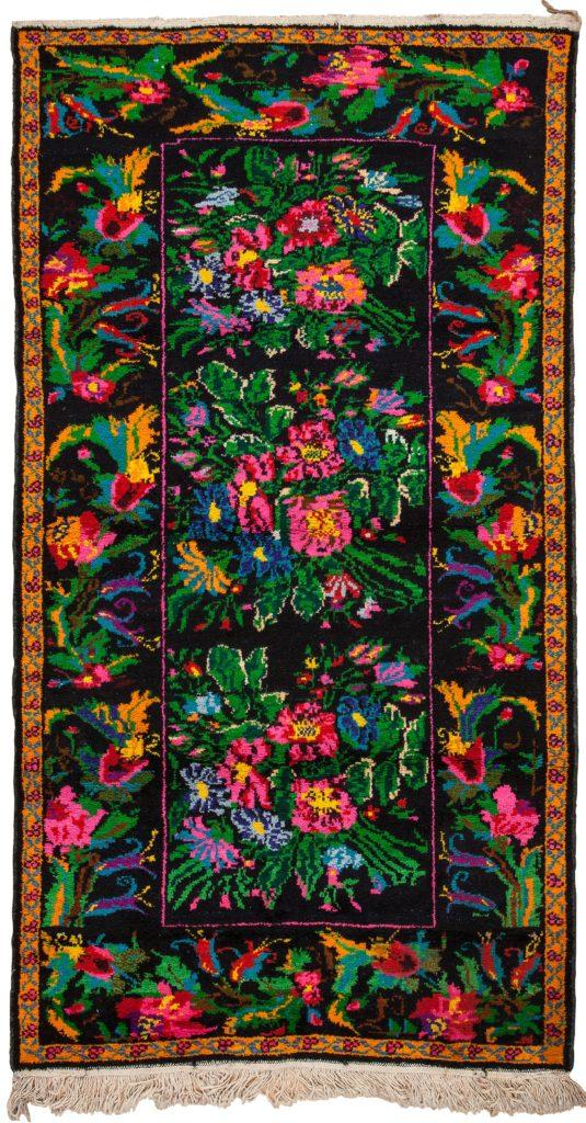 Russian Karabakh Rug at Essie Carpets, Mayfair London