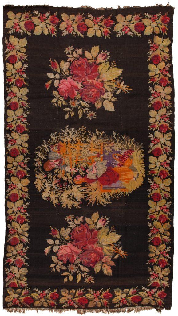 Bess Arabian Kilim Kilim at Essie Carpets, Mayfair London