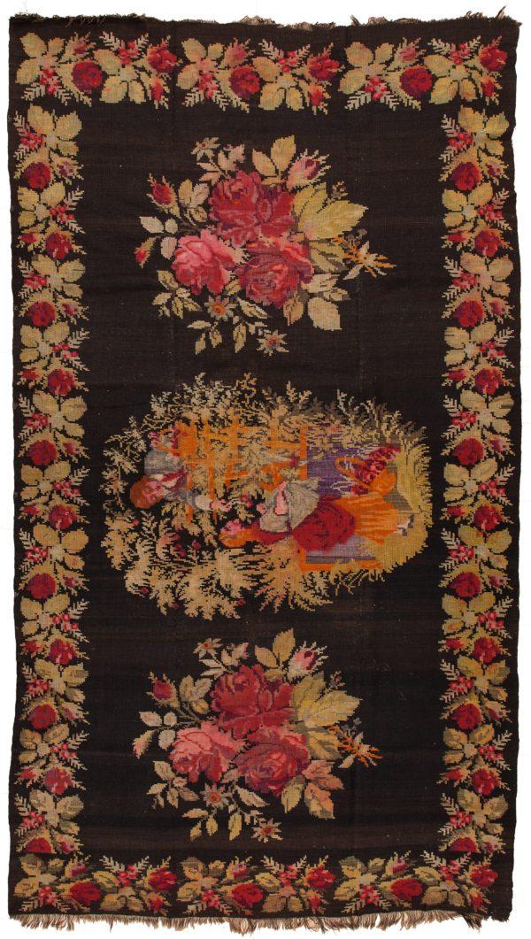 Bess Arabian Kilim  at Essie Carpets, Mayfair London