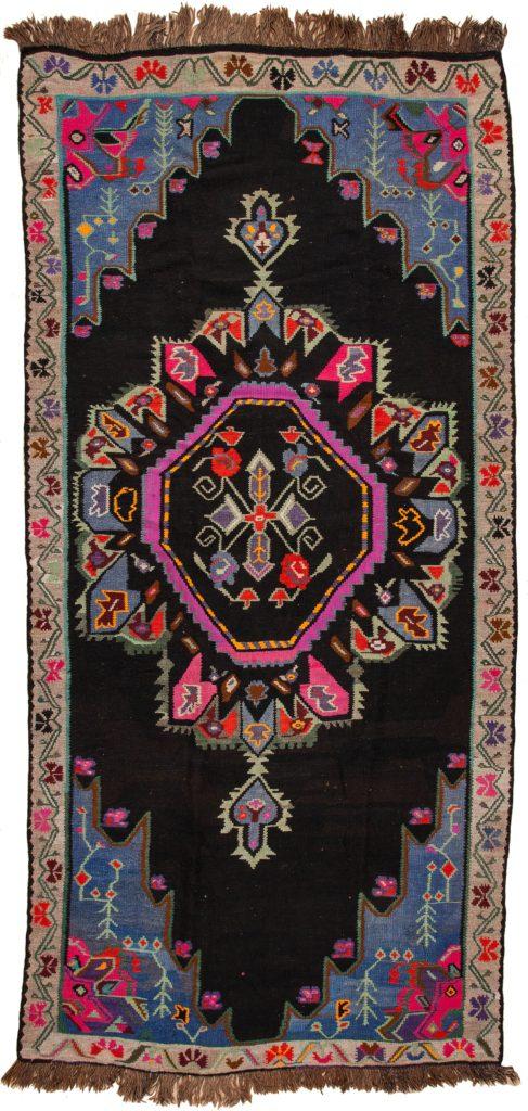 Turkish Kilim at Essie Carpets, Mayfair London