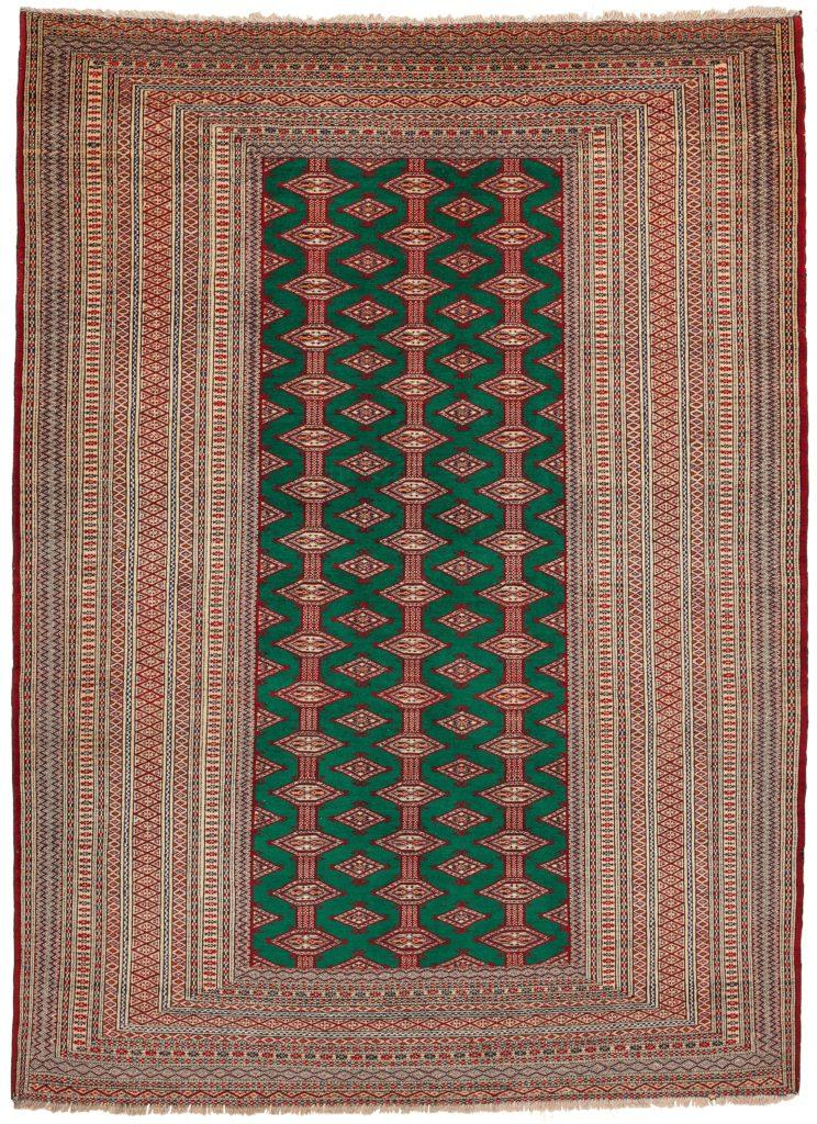 Exquisite Bukhara Rug at Essie Carpets, Mayfair London
