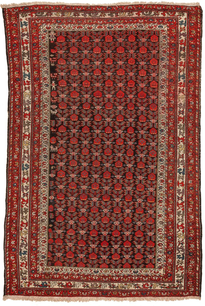 Persian Malayer  Kilim at Essie Carpets, Mayfair London