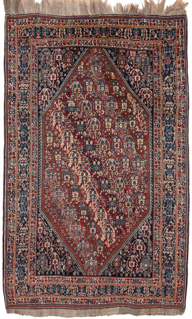 Persian Qashqai Rug at Essie Carpets, Mayfair London