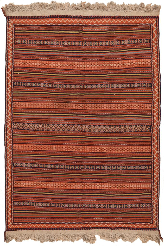 Persian Qashqai  Kilim at Essie Carpets, Mayfair London
