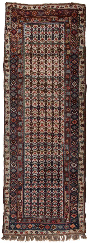 Antique Persian Bidjar Runner Runner at Essie Carpets, Mayfair London