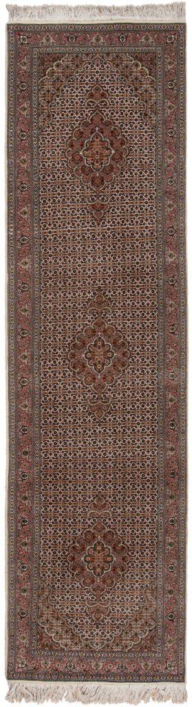 Fine Persian Tabriz Runner at Essie Carpets, Mayfair London