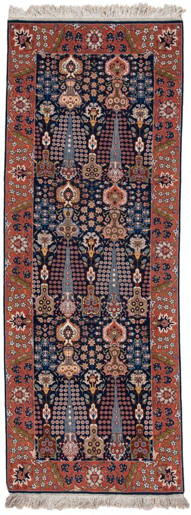 Persian Tabriz Runner at Essie Carpets, Mayfair London