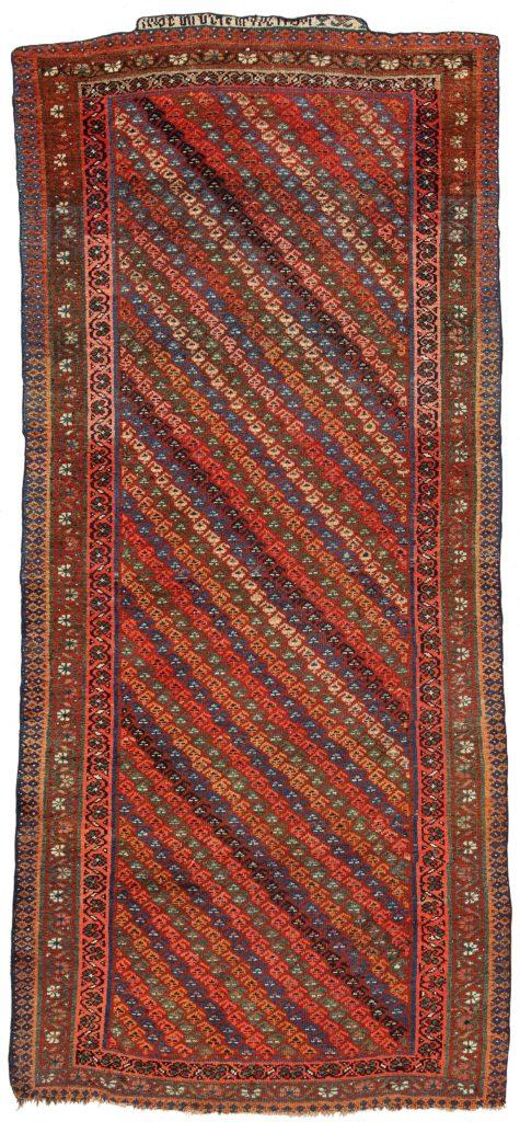 Antique Armenian  Runner at Essie Carpets, Mayfair London