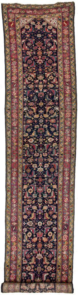 Russian Karabakh Runner at Essie Carpets, Mayfair London
