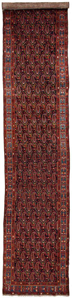 Persian Bakhtiari Runner Runner at Essie Carpets, Mayfair London
