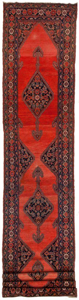Persian Malayer Runner at Essie Carpets, Mayfair London
