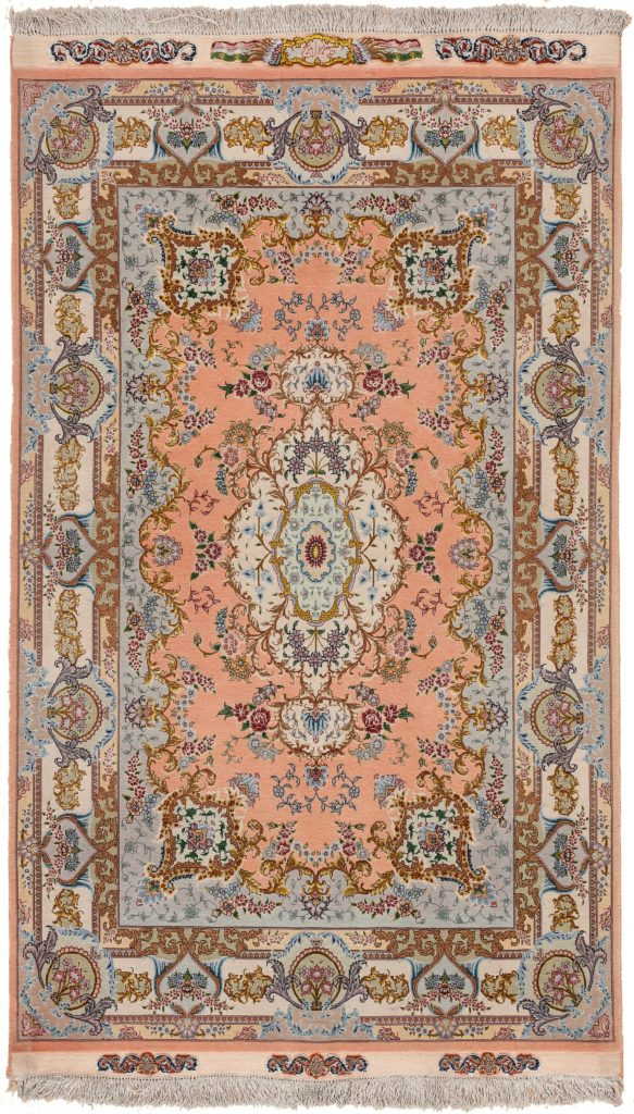 Fine Persian Tabriz Rug at Essie Carpets, Mayfair London