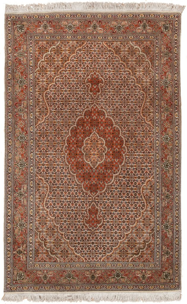 Rare Persian Tabriz  Rug at Essie Carpets, Mayfair London