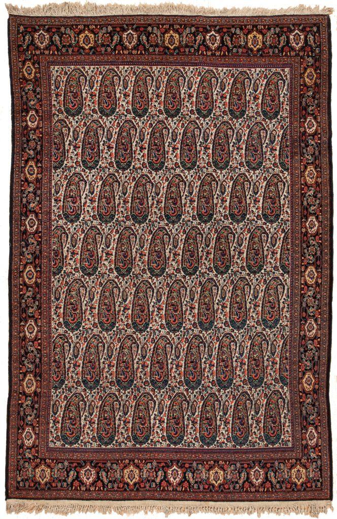 Old Senneh  Rug at Essie Carpets, Mayfair London