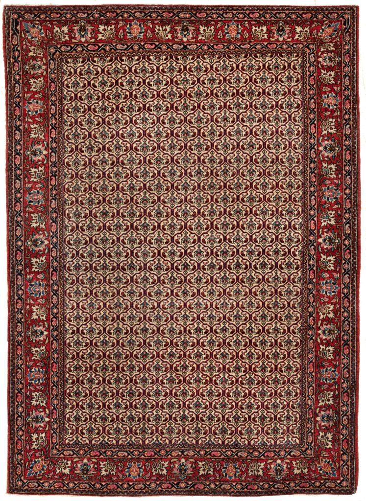 Old Esfahan  Rug at Essie Carpets, Mayfair London