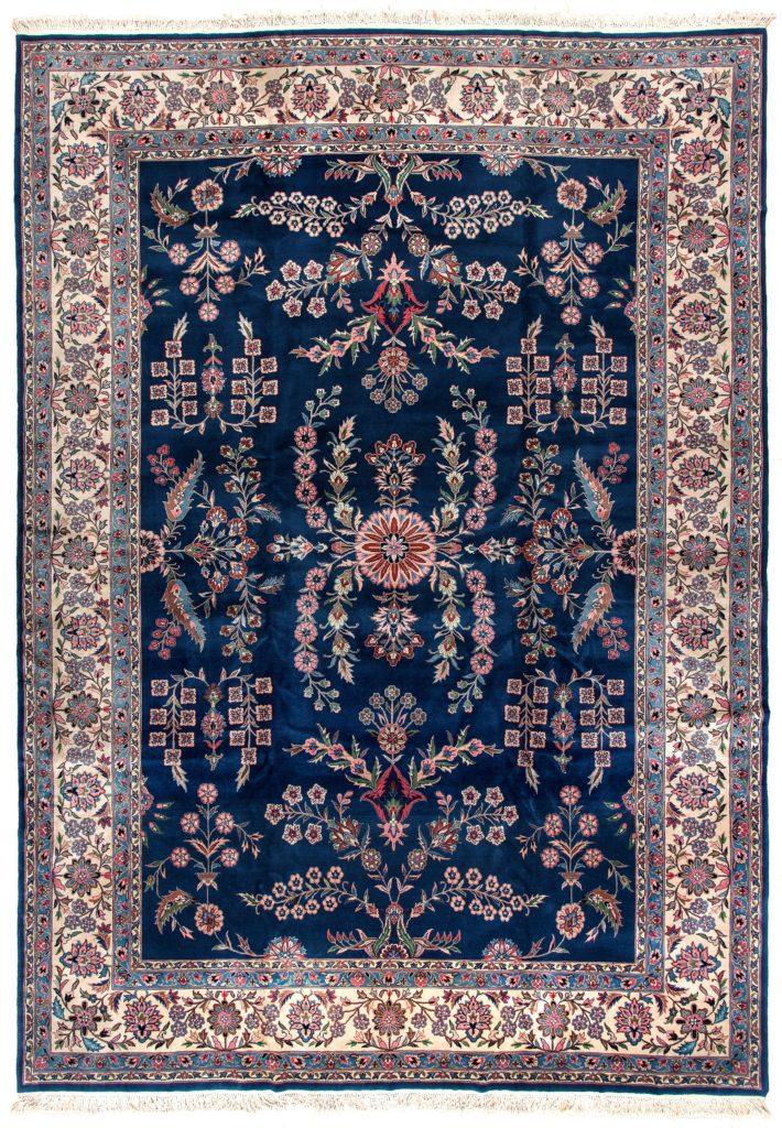 Fine Old Saruk Carpet at Essie Carpets, Mayfair London