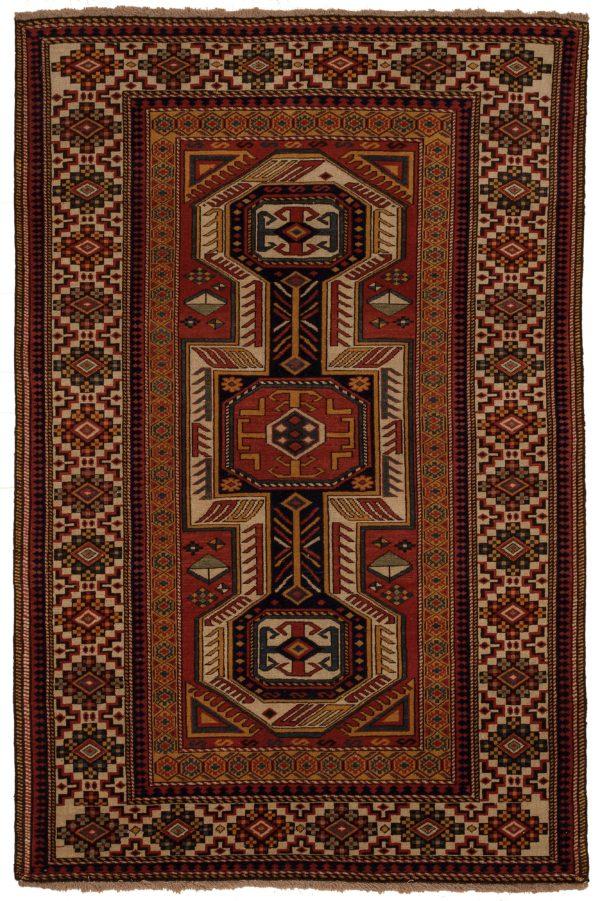 Egyptian Shirvan  Rug at Essie Carpets, Mayfair London