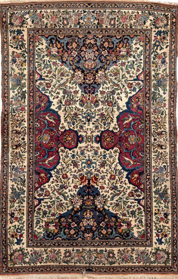 Esfahan Rug at Essie Carpets, Mayfair London
