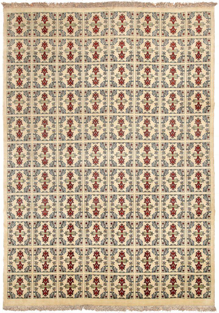 Special order Tabriz  Carpet at Essie Carpets, Mayfair London
