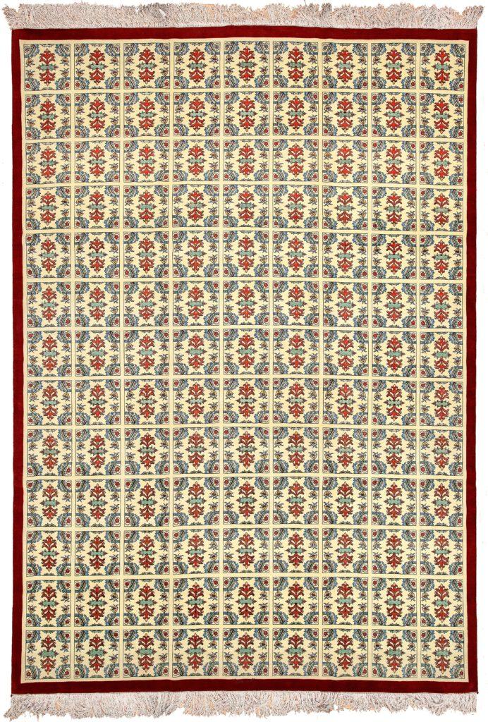 Persian Tabriz  Carpet at Essie Carpets, Mayfair London