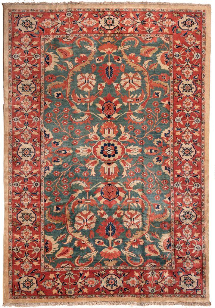 Persian Mahal  Carpet at Essie Carpets, Mayfair London