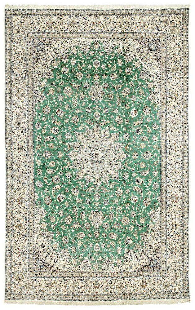 Persian  Nain Extra Large Carpet