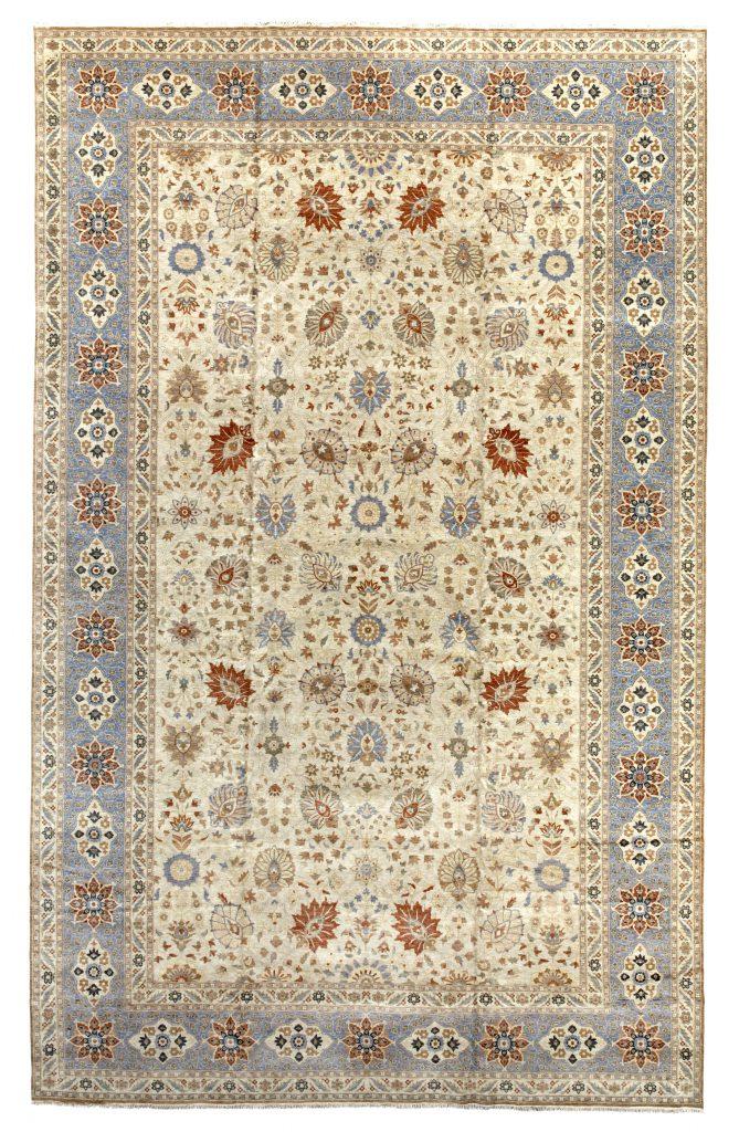 Turkish Extra Large Carpet at Essie Carpets, Mayfair London