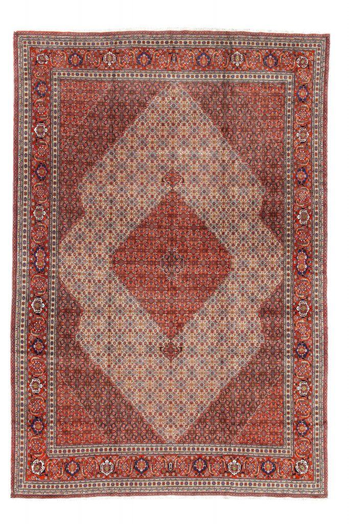 Extra Large Persian Bidjar Extra Large Carpet at Essie Carpets, Mayfair London