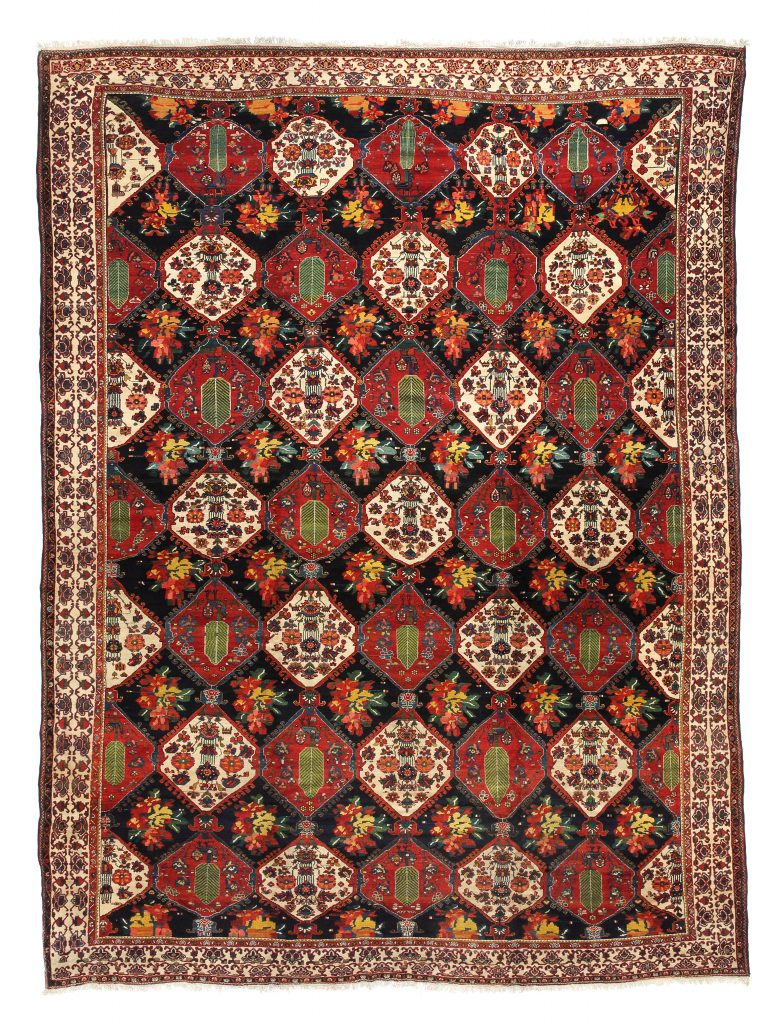Grand Bakhtiari  Extra Large Carpet at Essie Carpets, Mayfair London