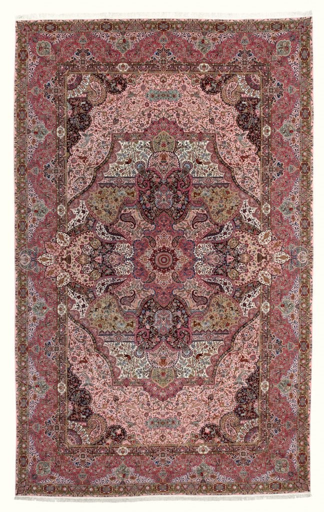 Extremely Fine Persian Tabriz Extra Large Carpet at Essie Carpets, Mayfair London