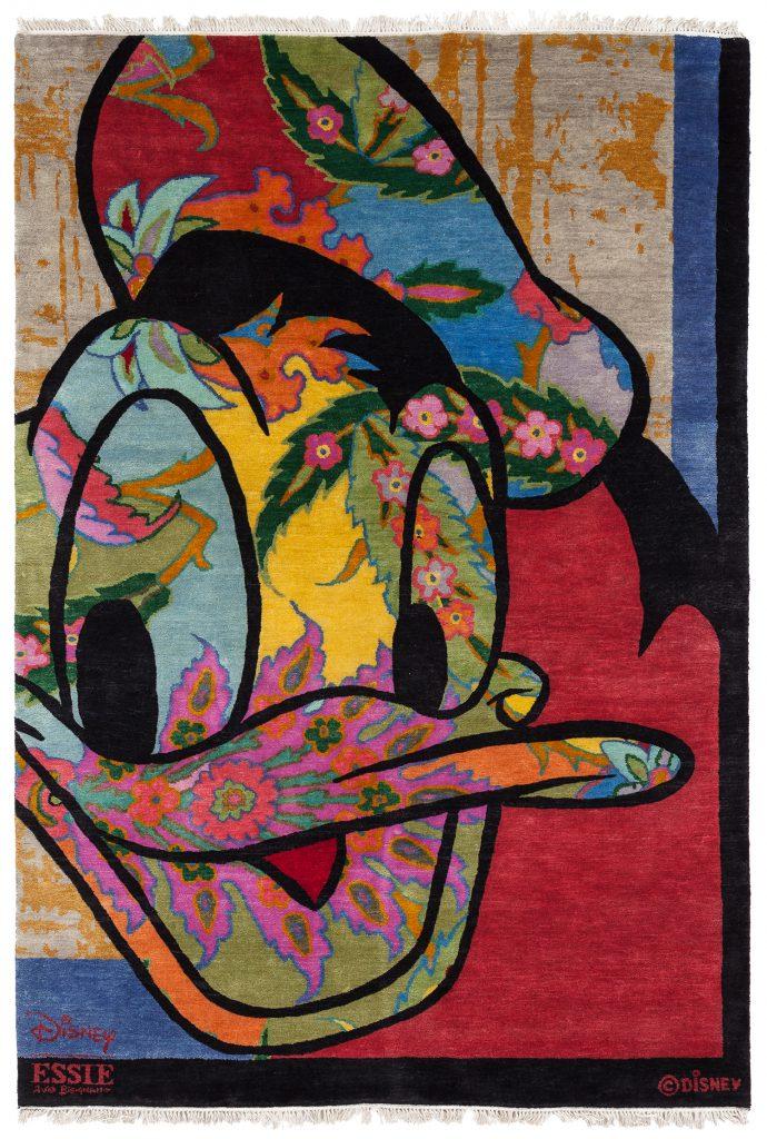 Disney's Donald Duck  Rug at Essie Carpets, Mayfair London