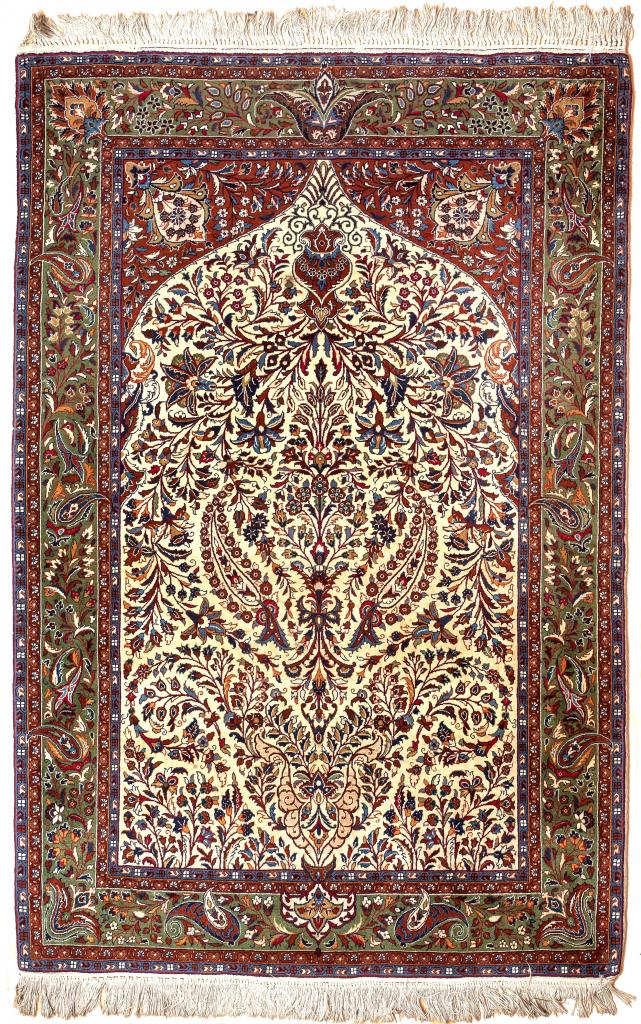 Saruk Rug Essie carpets Mayfair London