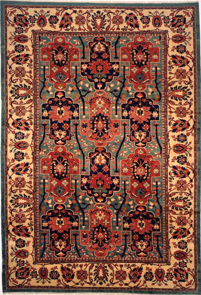 Persian Mahal Extra Large Carpet