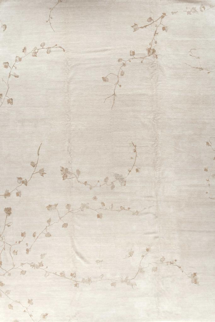 Large European Carpet - Silk and Wool - Oversize