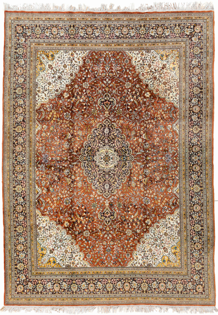 Fine Turkey Kayseri Carpet