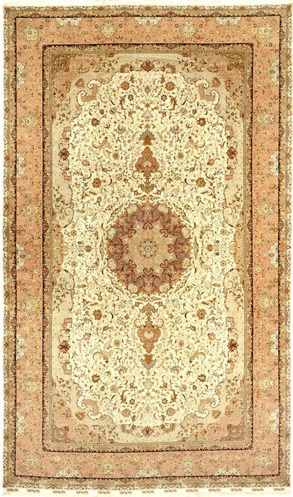 Persian Tabriz Extra-Large Carpet - Palace Size - Very Fine