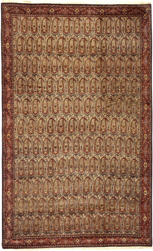 Persian Sanandaj (Senneh) Carpet - Allover Design