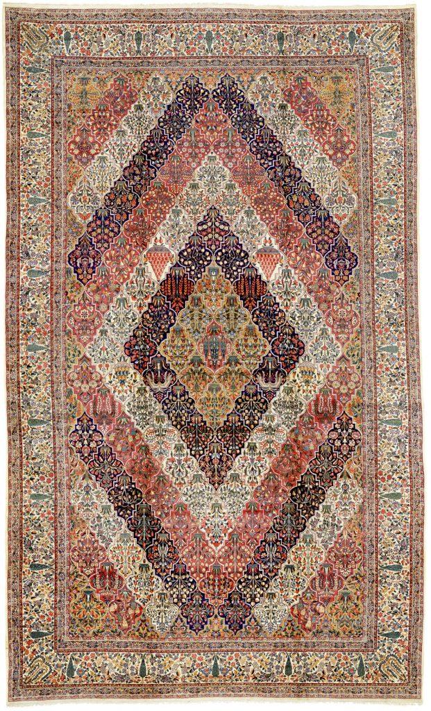 Persian Kerman Large Carpet - Oversize