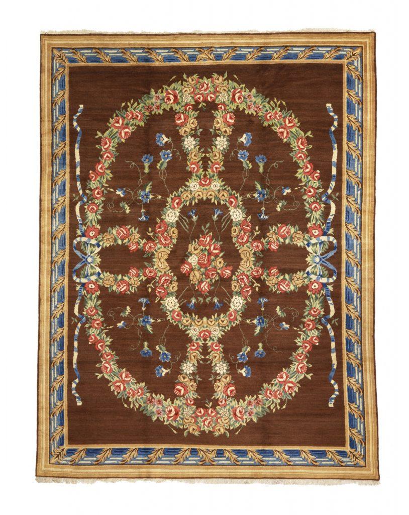 Persian East Turkestan Carpet