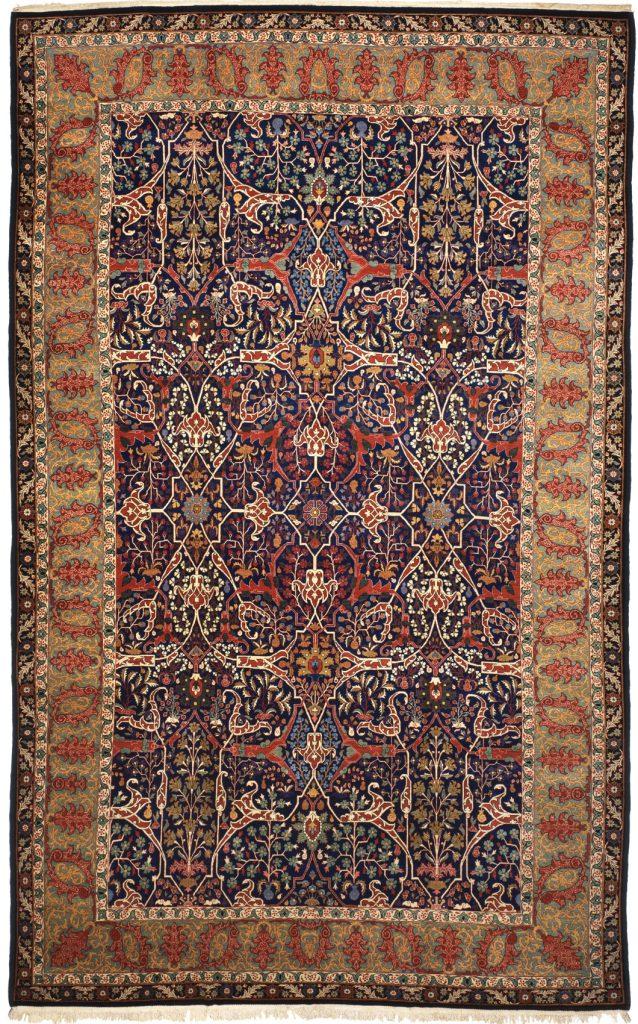 Persian Tehran Large Carpet - Oversize