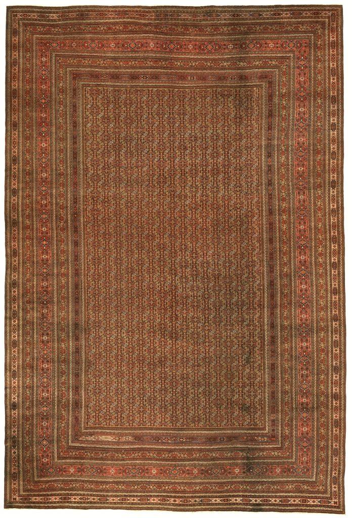 Persian Khorasan Extra-Large Carpet - Palace Size
