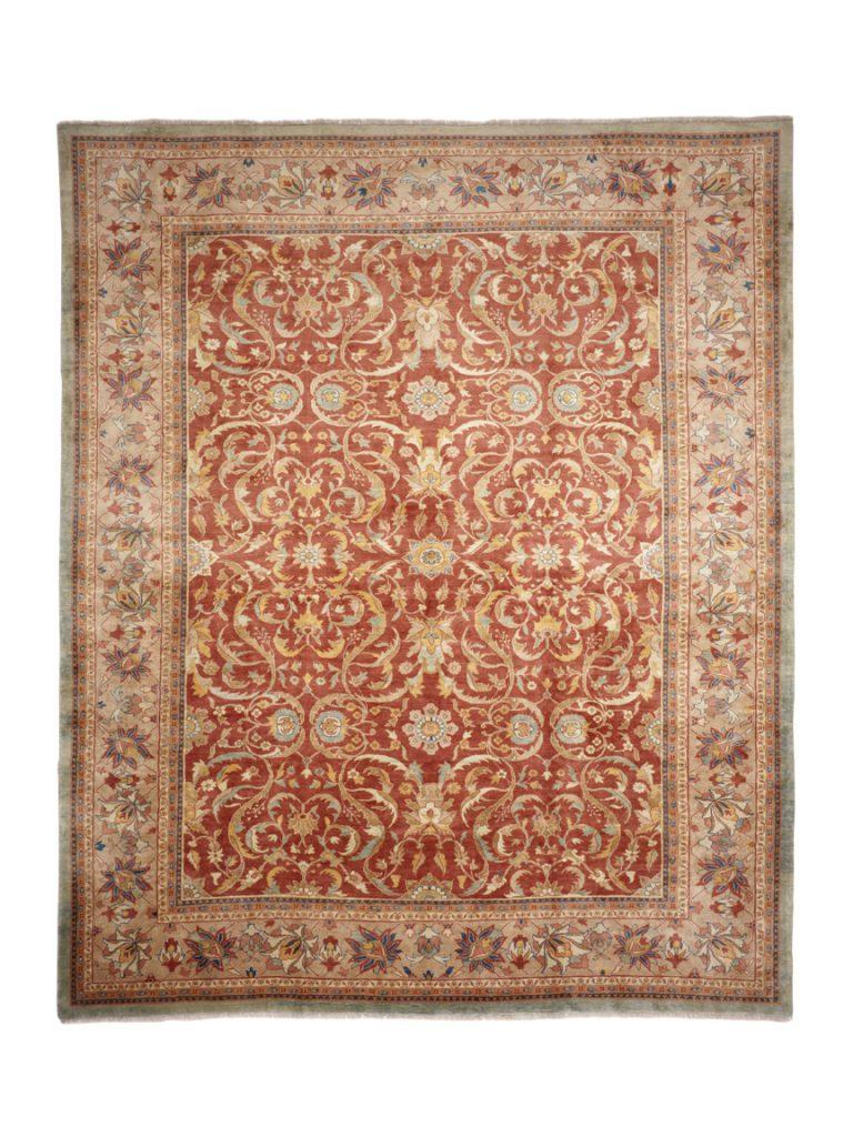 Persian Mahal Carpet - Fine Wool - Oversize