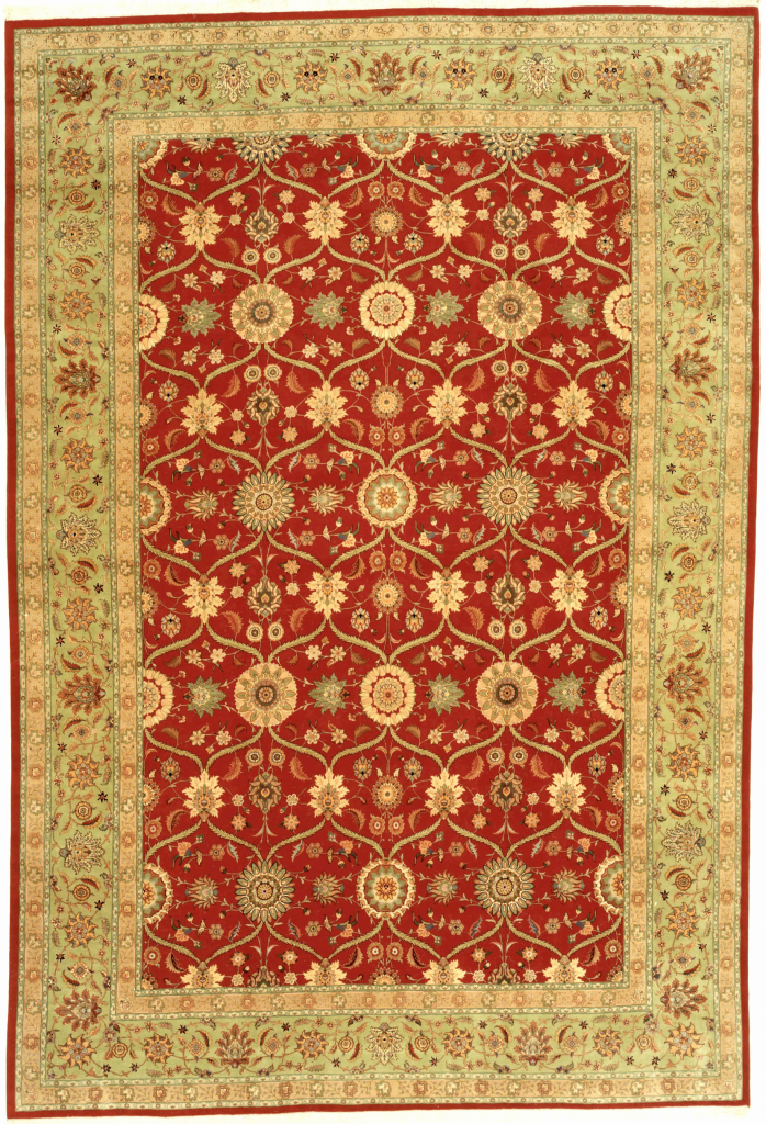 Persian Tabriz Large Carpet - Oversize