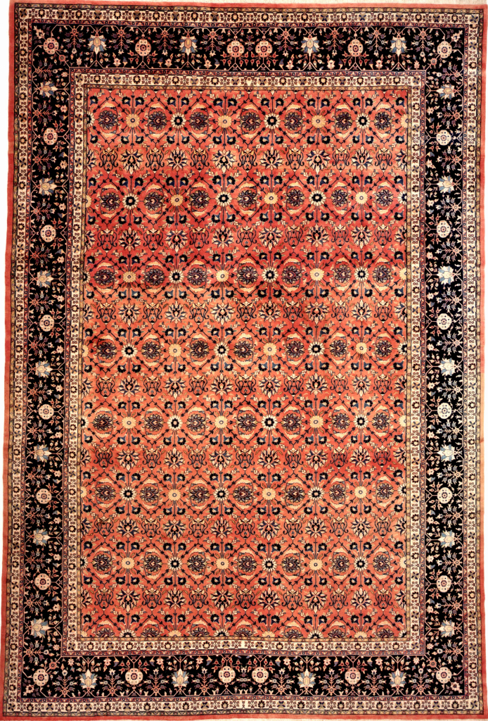 Persian Saruk Large Carpet - Oversize